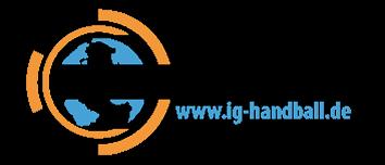 Handball vereint - IG Handball e.V. Logo